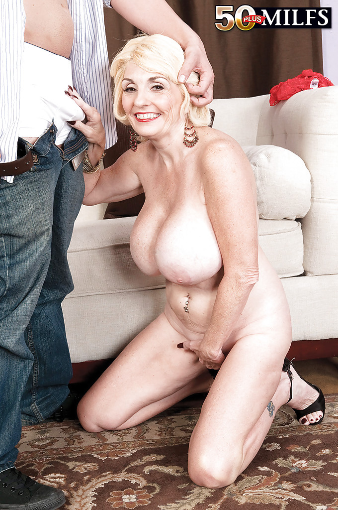Older Tits Anal